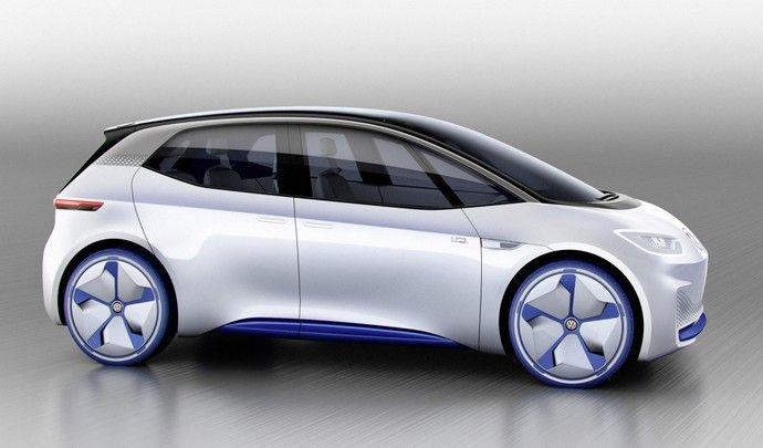 Electrique : Volkswagen prêt à défier Tesla