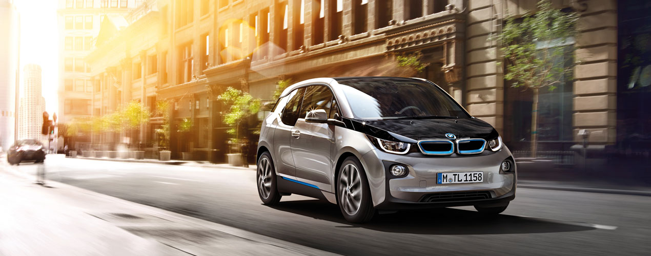 BMW i3 : attraction électrique