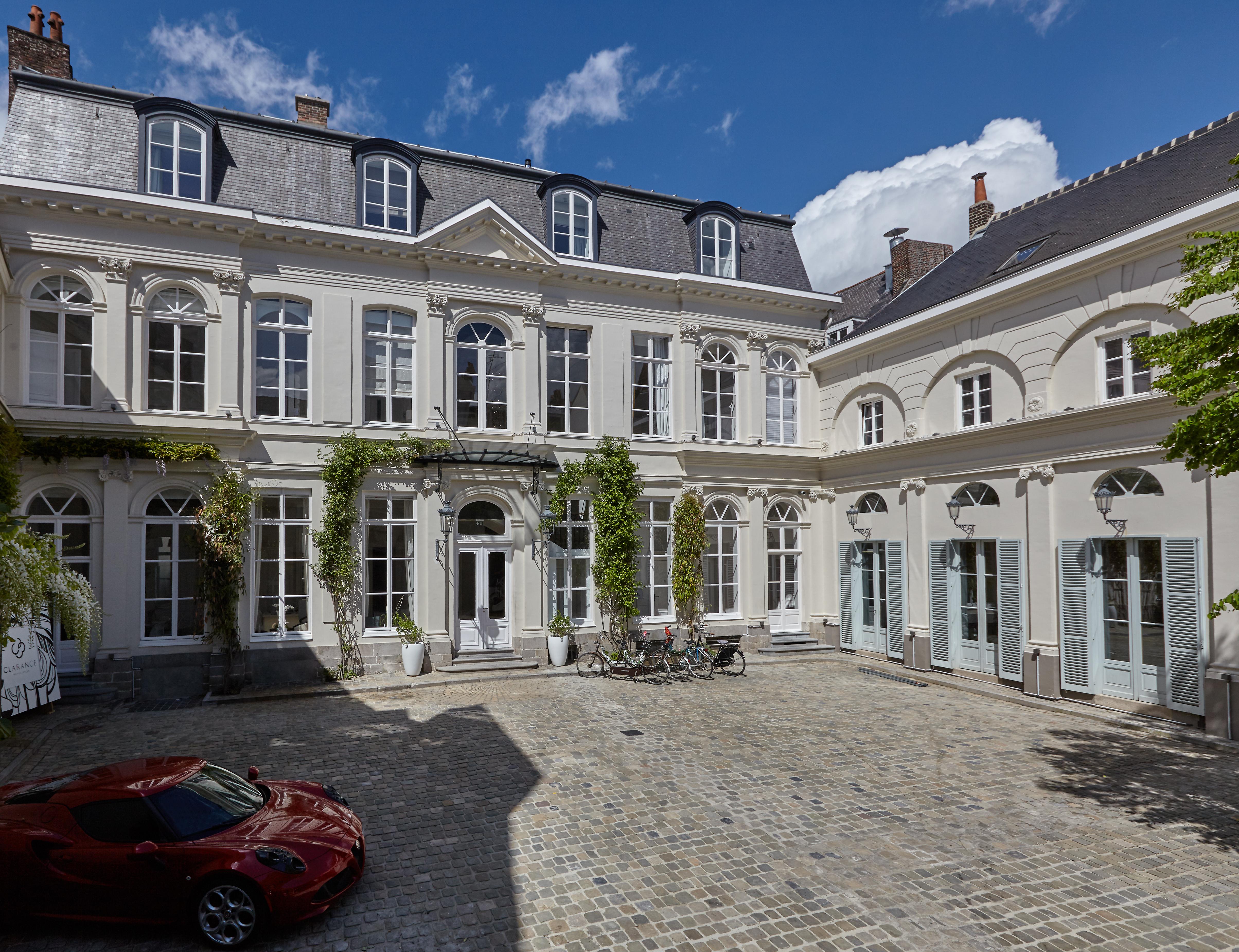 Halte à l'hôtel Clarance, nouvelle adresse écolochic de Lille