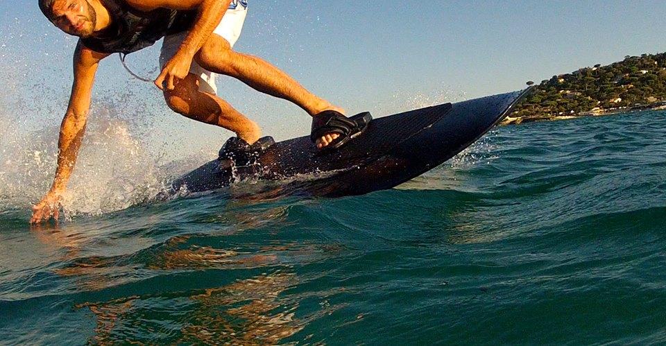 Wakejet de Radinn : le surf électrique débarque cet automne