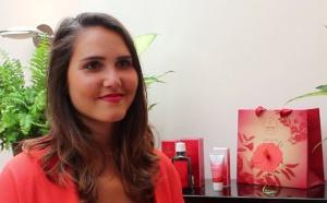 Weleda : le secret de beauté écolochic de Joyce Jonathan