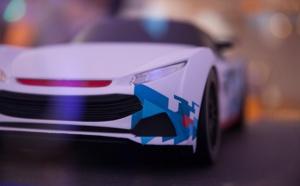 Pariss : une nouvelle supercar électrique française