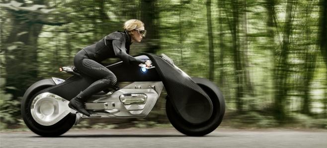 NEXT100 Vision : l'avenir du 2 roues selon BMW