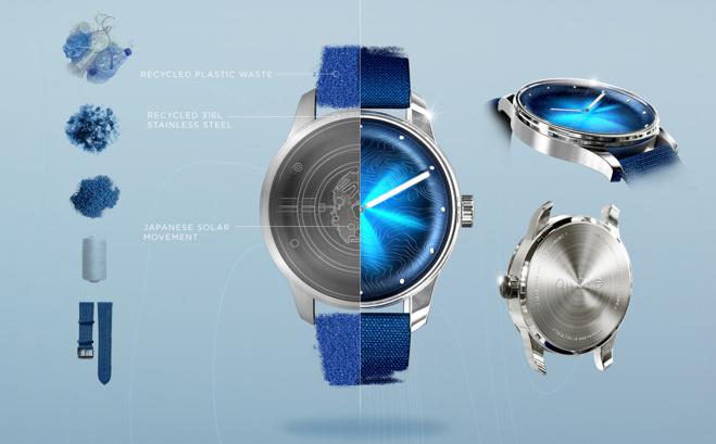 Awake veut réveiller l'horlogerie avec une montre solaire et éco-responsable