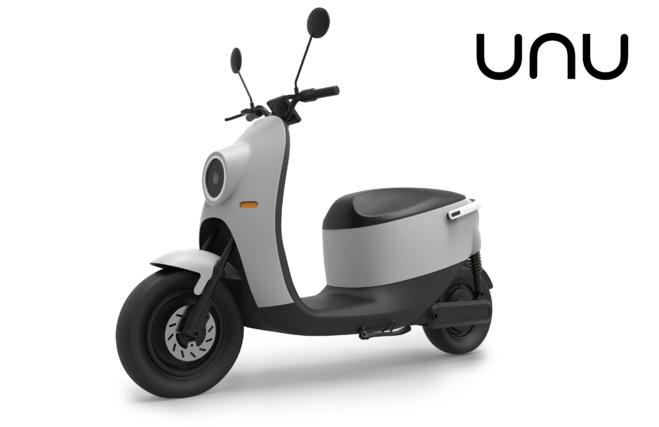 unu dévoile la seconde génération de son scooter électrique