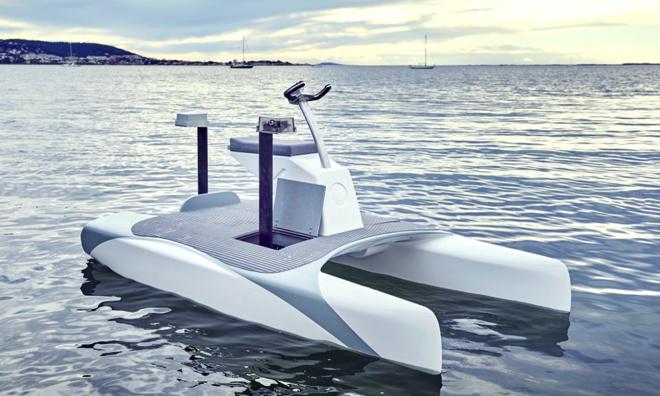Overboat : un jet-ski électrique qui respecte les océans