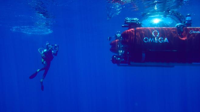OMEGA collabore avec Nekton pour la préservation des Océans