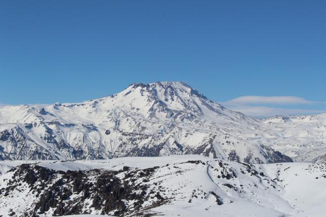 El Azufre, une station de ski durable au sein de la Cordillère des Andes