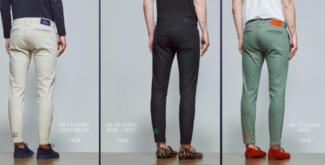Ace Denim : des jeans premium et écologiques pour homme