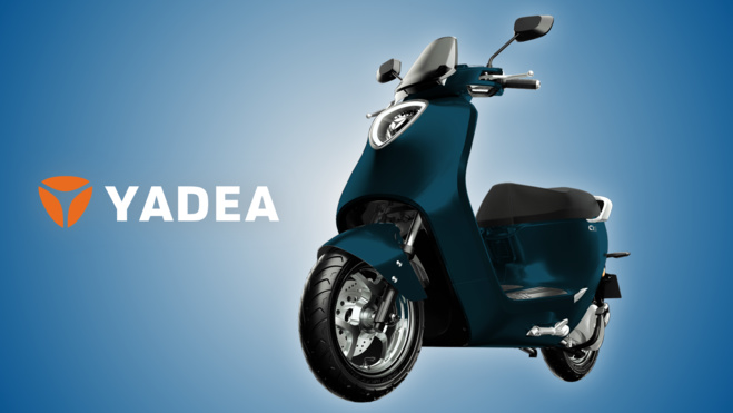 Yadea lance ses scooters électriques à l'assaut du marché français