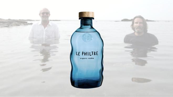 Le Philtre, une vodka biologique