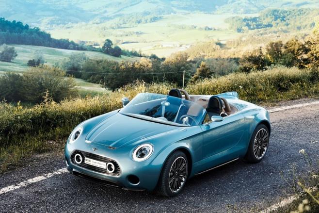 Une Mini Superleggera hybride dès 2019 ?