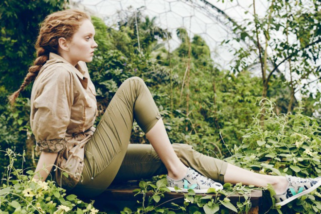 VEJA X SKY RAINFOREST RESCUE X LILY COLE