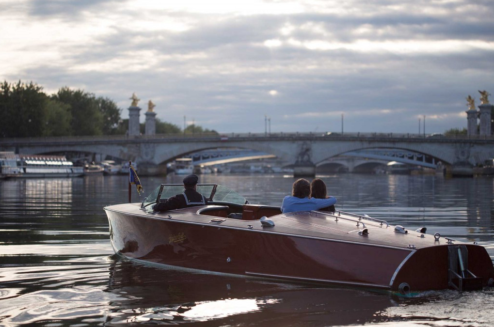 Une croisière originale et ecolo-chic sur la Seine avec Parinautes