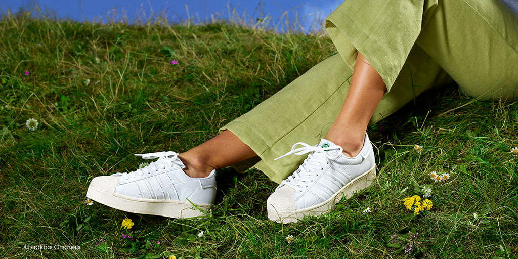 Adidas rejoint les rangs des marques qui proposent des chaussures véganes!