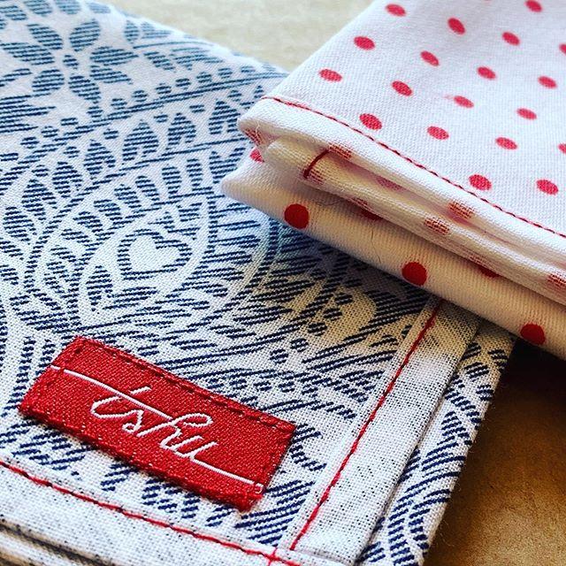 TSHU, la marque qui dépoussière les mouchoirs en tissu