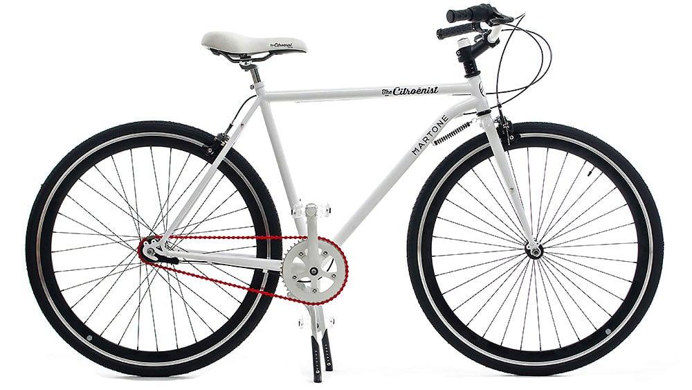 Citroënist by Martone : le vélo urbain d'élégance
