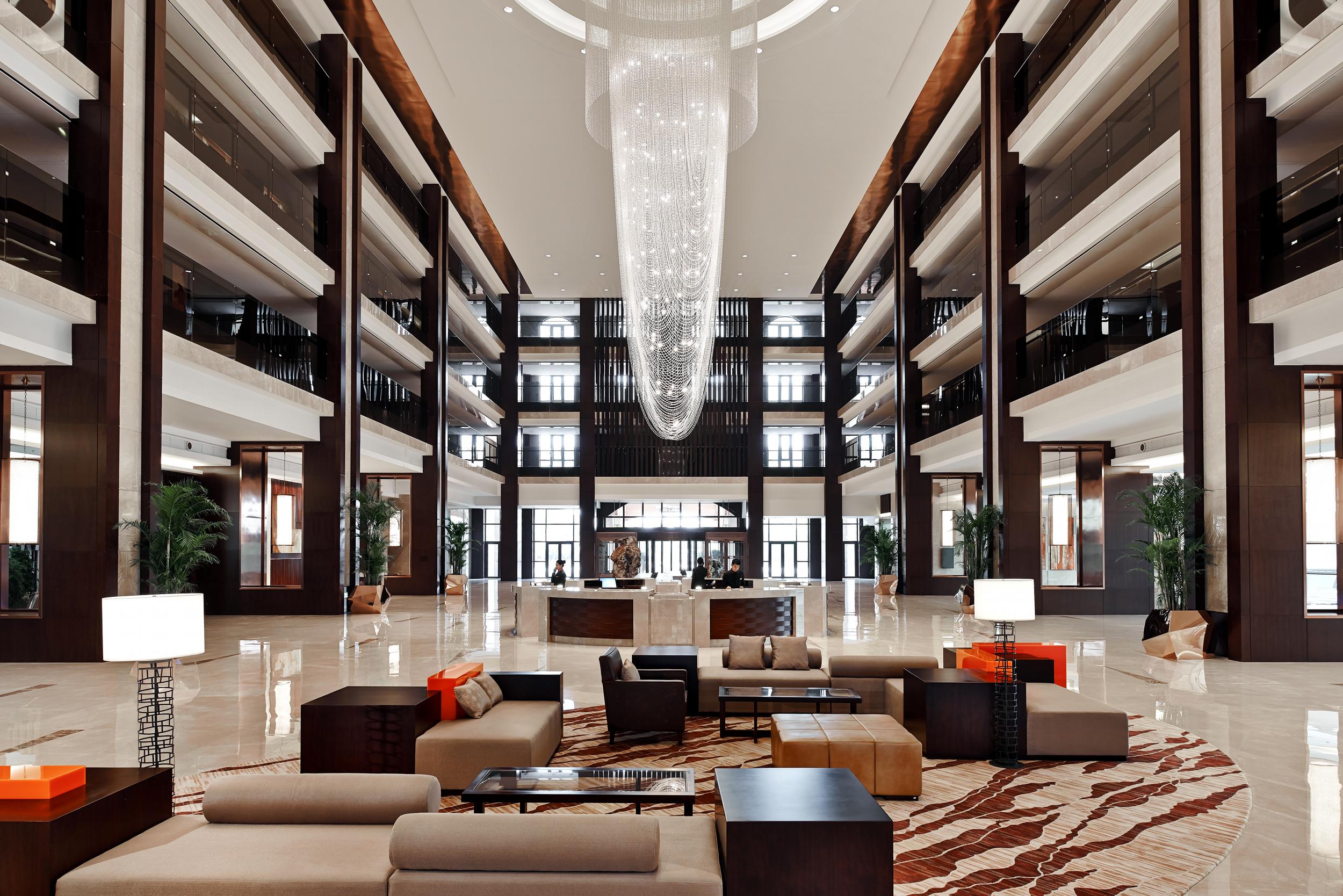 Marriott ouvre le premier hôtel à faible émission de carbone en Chine
