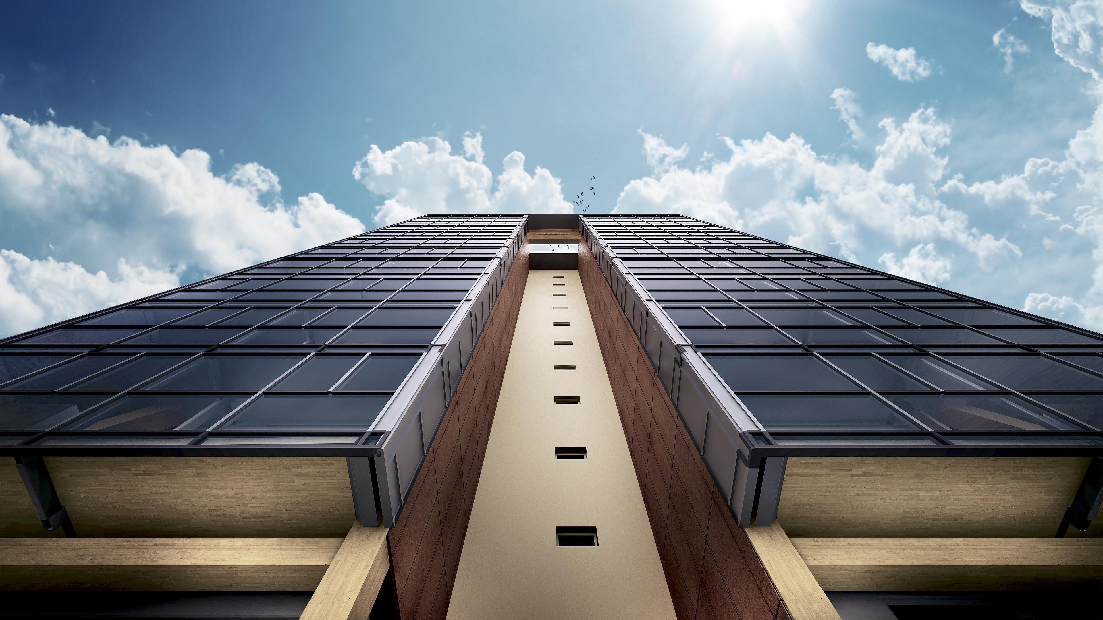 Norvège : Bergen va accueillir la plus haute tour en bois du monde