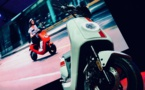 Niu dévoile son N-GT, un scooter électrique et design