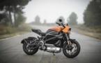 La Harley Davidson Livewire électrique sera vendue plus de 33 000 euros