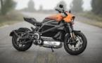 Harley-Davidson suspend la production de sa moto électrique LiveWire