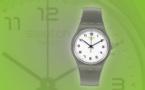 Les montres Swatch misent sur l'éco-conception