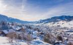 Megève, une station de ski écolo au cœur du massif du Mont Blanc