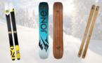 Opter pour des skis et snowboards écologiques