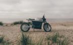 La Luna, une moto électrique durable au design raffiné