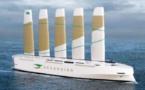 Oceanbird : le futur paquebot qui naviguera à la force du vent