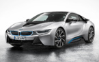 La supersportive BMW i8 fait l'impasse sur le tout électrique