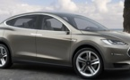 La Tesla Model X arrivera en concession début 2015
