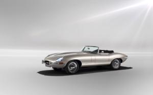 Jaguar résuscite la type E en mode électrique