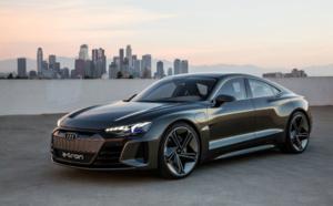 L'Audi E-tron GT sera commercialisée en 2021