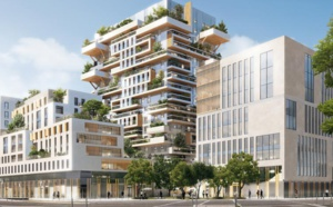 Bordeaux accueillera prochainement la plus haute tour de bois de France