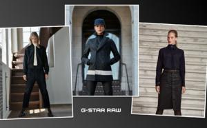 G-Star Raw : quand le black denim se met au vert