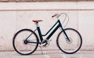 Vélo Voltaire : beau, pratique, électrique