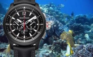 Jaeger-Lecoultre s'engage dans la protection des fonds marins