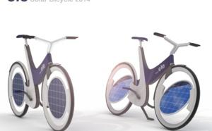 ELE, un concept de vélo électrique à énergie solaire