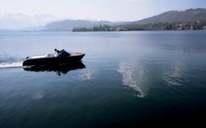 """Stefan Frauscher : """"Nos bateaux électriques, très silencieux, sont idéaux pour les lacs de montagne"""""""